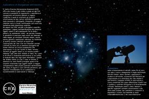 laboratorio di divulgazione astronomica